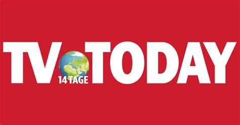 tv programm das fernsehprogramm heute bei tv today - Www Tvtoday De