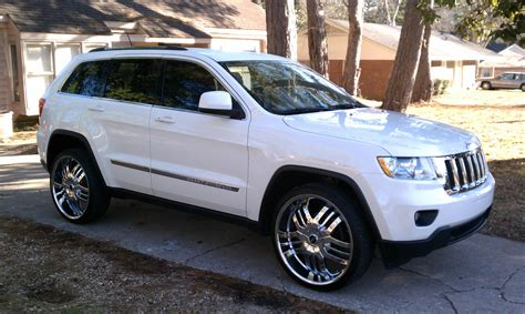 Jeep Grand Modification by Lexrora 2011 Jeep Grand Cherokeelaredo Specs Photos