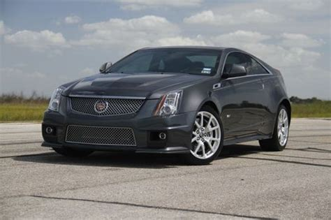 Find Used 700 Hp 2013 Hennessey Cadillac Cts-v Coupe Owned