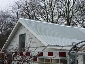 Dach Für Garage : bild 4 neu trapezblech verzinkt f r dach zaun garage ~ Lizthompson.info Haus und Dekorationen