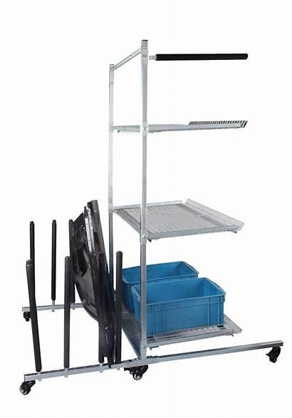 Storage Rack Basket Racks Bumper Mobile Shops