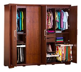 Cloth Cupboard Price by Damro