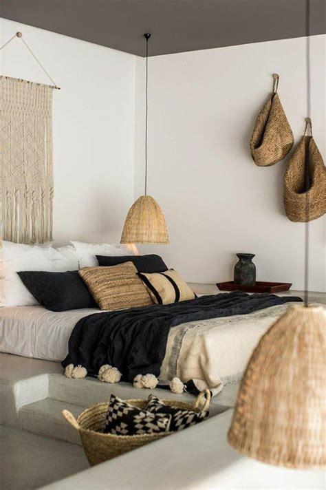 deco chambre exotique idées chambre à coucher design en 54 images sur archzine