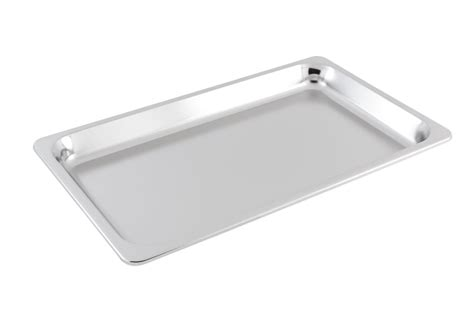 Bon Chef 5098ss Stainless Steel Fullsize Shallow Food Pan 5 Qt Lionsdeal