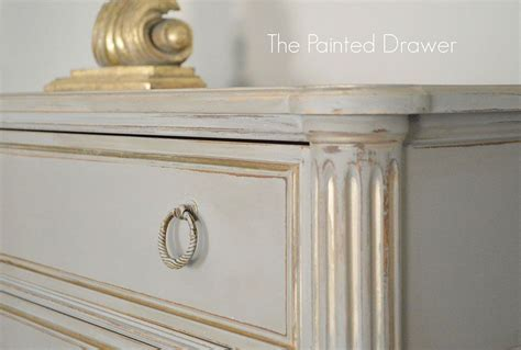 chalk painted drawer chest chalk paint painted furniture
