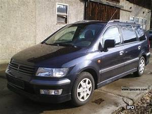 2001 Mitsubishi Space Wagon Gdi Motion Plus