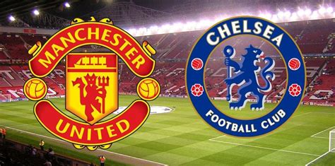 Manchester United vs Chelsea - 07/19/20 - FA Cup Odds ...