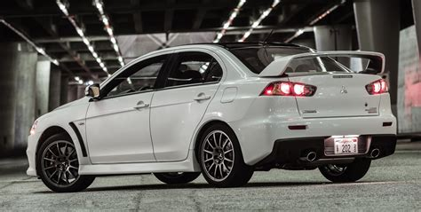 Evo X Edition by Farewell To Mitsubishi Evo X With 303 Hp Edition
