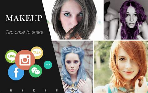 makeup apps for android makeup color cosmetic android apps on play