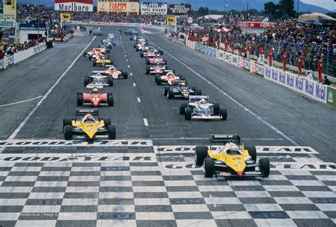 Формула 1 - сезон 1983 года - Статистика, результаты, победители. | boxbox!one