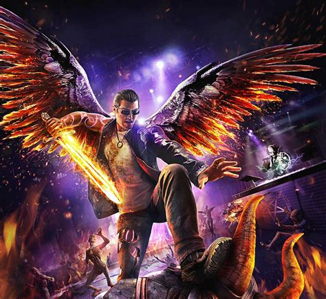 Saints Row Gat 5 Out of Hell