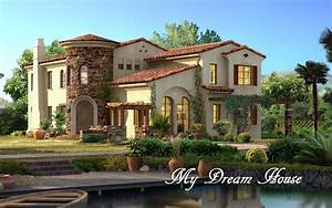 English Simple and fast: My Dream house