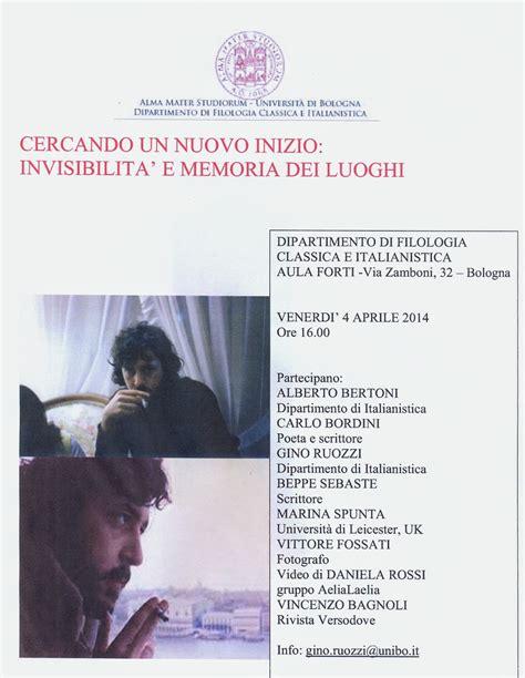 Beppe Sebaste Panchine by Il Di Beppe Sebaste Aprile 2014