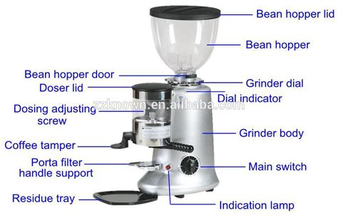 Industrial Coffee Grinding Machine/electric Coffee Grinder   Buy Industrial Coffee Grinding