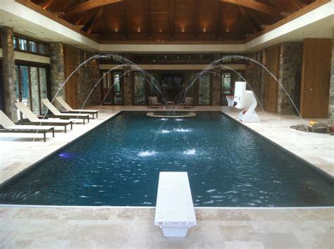 luxury indoor pool house designs backyard design ideas