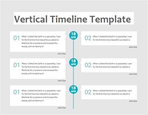 vertical timeline template vertical timeline templates 3 free pdf excel word