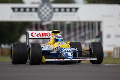 williams fwb renault images specifications