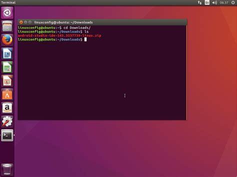 android studio ubuntu how to install android studio on ubuntu 16 04 xenial xerus