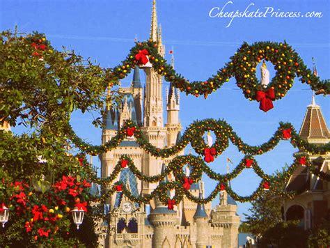 fun facts  disney world christmas decorations
