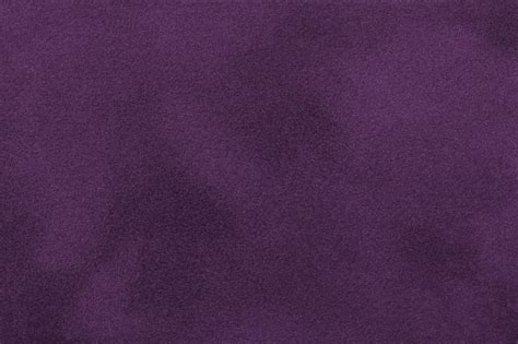 Dark purple matt suede fabric velvet texture background