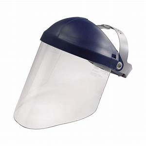 3M Clear Professional Face Shield-90028-80025 - The Home Depot