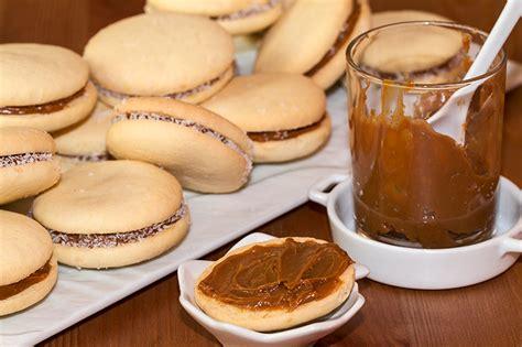 recette de cuisine argentine alfajores biscuits d 39 argentine et dulce de leche