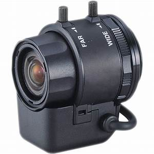 "Panasonic PLZ29/27 1/3"" 2.9-8mm CS-Mount Vari PLZ29/27 B&H"
