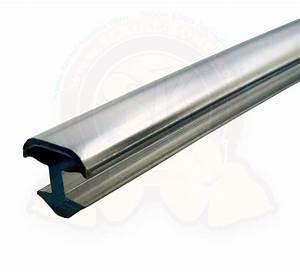 Joint Plat Pour Vitre Insert : moulure plastique chrom e pour joint deluxe profil plat ~ Dailycaller-alerts.com Idées de Décoration