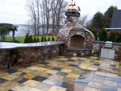 slate patio   Home Construction & Remodel Vancouver, WA