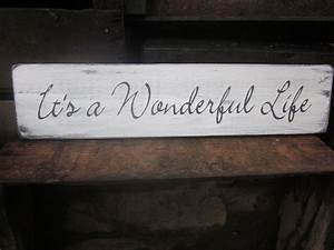 Wood, Signs, Home, Decor