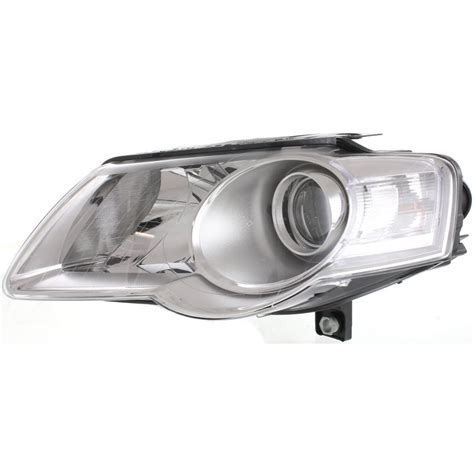 headlight set for 2006 2010 volkswagen passat driver