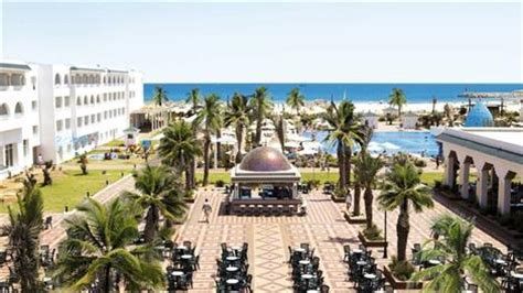 clubhotel riu marco polo yasmine hammamet tunisia
