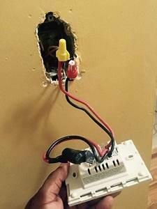Honeywell Rth9580  U0026 Line Voltage Wiring