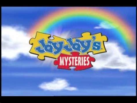 jay jay  jet plane episode  mystery  water