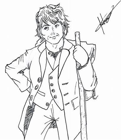 Drawings Bilbo Baggins Geyser Probe Died Came