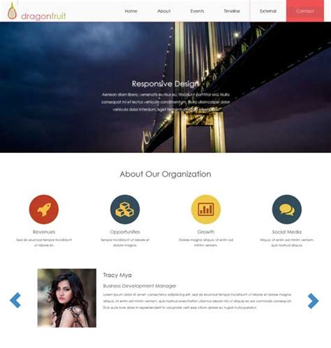 Html5 Website Templates Free Html5 Website Templates Learnhowtoloseweight Net