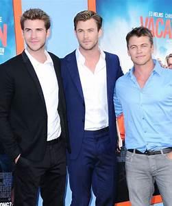 See 3 Hot Hemsworth Brothers Shut Down a Red Carpet | Luke ...