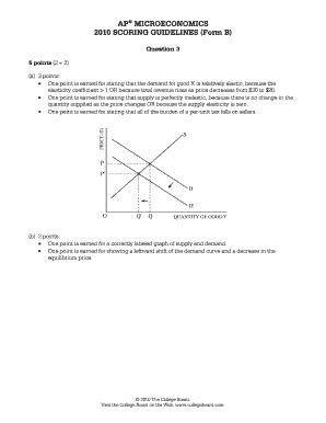 2010 ap microeconomics free response questions form b answer fill printable fillable