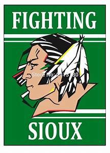 Popular North Dakota Sioux-Buy Cheap North Dakota Sioux ...