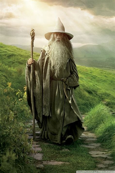 Gandalf The Grey 4k Hd Desktop Wallpaper For 4k Ultra Hd