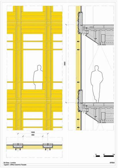 Renzo Piano Giles St Central London Court