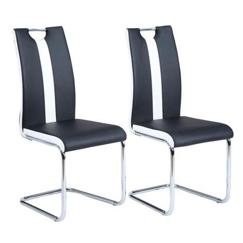 lot de chaise salle a manger chaises noir achat vente chaises noir pas cher les