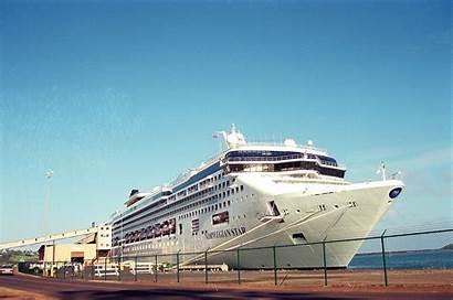 Norwegian Star Kauai 2002 Docked Wikipedia Commons