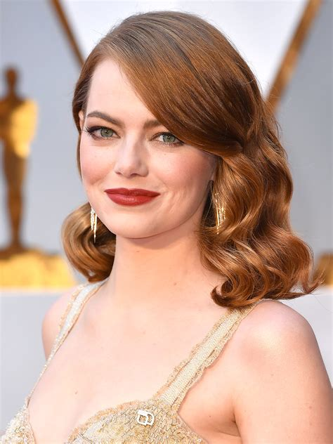 The Best Old Hollywood Hair And Makeup Looks At The Oscars