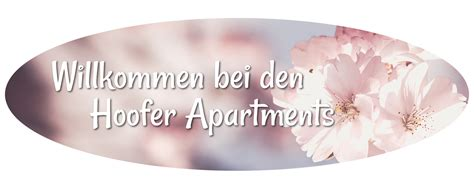 Sitemap  Hoofer Apartments