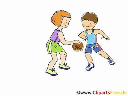 Clipart Bild Kinder Turnen Grundschule Musik Sportunterricht