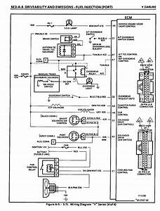 Wiring Diagram For 2001 Corvette