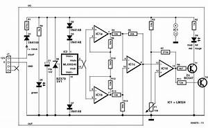 Pressure Switch Schematic Circuit Diagram