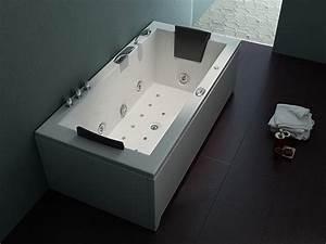 Luxus Whirlpool Indoor Badewanne 182x90 Vollausstattung