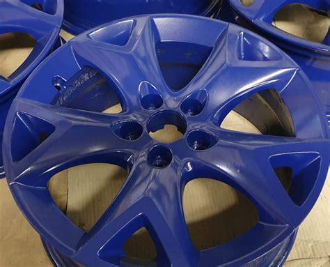Automašīnu disku pulverkrāsošana | Sia Signum